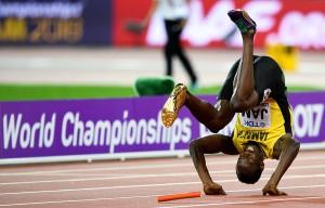 Mondiali Londra 2017: cadono Mo Farah e Bolt, Lasitskene regina dell'alto, giavellotto a Vetter