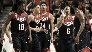Estados Unidos anuncia a sus 12 elegidos para disputar el Mundial de España