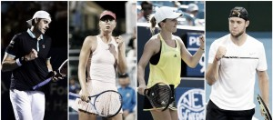 US Open Day 1 Preview: Americans look to get perfect start while Halep and Sharapova meet