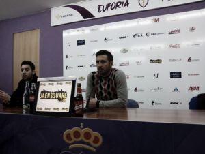 """Manolo Herrero: """"Por el ansia de ganar el partido, me equivoqué"""""""
