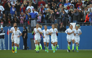 USWNT Face Puerto Rico In Group Finale, Need Positive Result