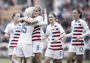 USWNT name 23-player roster for 2018 Tournament of Nations