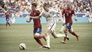 USWNT vs Korea Republic Live Stream, Scores and Updates in 2017 International Friendly