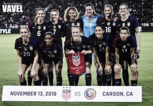 USWNT announces Tournament of Nations to take place in July