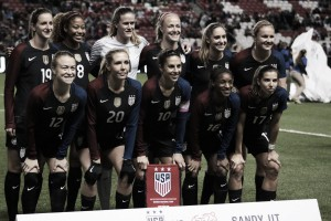 USWNT thumps Switzerland 4-0 to start off new player cycle