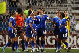 2016 CONCACAF Women's Olympic Qualification Championship Group Stage Recap
