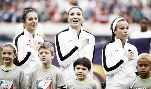 USWNT 2016 year in review