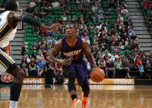 Phoenix Suns Get By The Utah Jazz 105-100, Finish Preseason 5-2