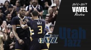 2016-17 NBA Team Season Review: Utah Jazz