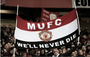 Opinion: Stand up if you 'Love Man U', but only those that want LVG out