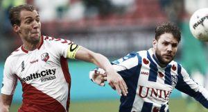 La pegada del Heerenveen puede con el fútbol del Utrecht