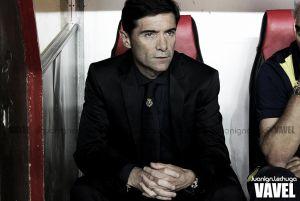 """Marcelino García Toral: """"Me preocupa el trabajo defensivo de todo el equipo"""""""