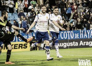 Borja Bastón, camino del pichichi de Segunda División