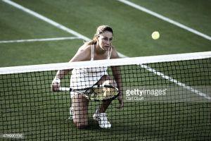 Mariana Duque, a paso firme en Wimbledon