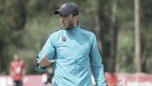 """Luis Zubeldía: """"Quintero es fundamental para el equipo"""""""