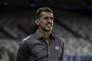 """Mancini elogia atuação da Chape após vitória e ressalta: """"Ainda falta muito campeonato"""""""