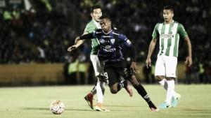 José Angulo será baja para Independiente del Valle en la final