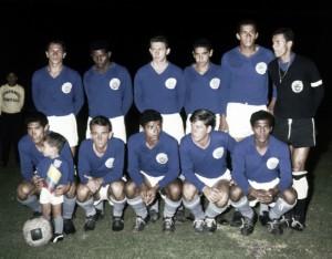 Selección Colombia sub-23 en los Olímpicos de México 1968: decepción cafetera