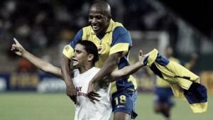 Con un gol de 'Gio' Hernández, Colombia venció a Japón en la Copa Confederaciones 2003