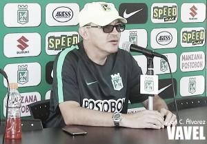 "Nelson Rodríguez: ""Es posible que Dayro esté el domingo"""