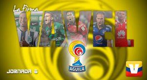 La firma VAVEL de la Liga Águila: una jornada de pocas victorias