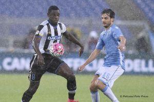Zapata marcó su primer gol en Udinese