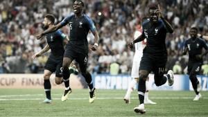 Se repitió la historia del 98: Francia volvió a la cima del mundo