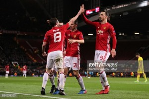 Man United avoid lengthy trip in Europa League as they draw Anderlecht in quarter-final