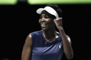 Remontada de Venus Williams para llegar a la final