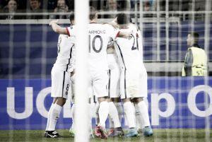 Shakhtar Donetsk 0-3 Paris Saint-Germain: PluckyShakhtar unable to dent PSG's unbeaten record