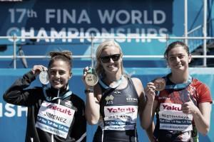 Australia se lleva la final femenina en los saltos de altura con un oro histórico