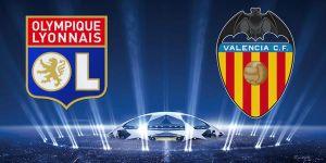 Revivez le LIVE de la Ligue des Champions - Olympique Lyonnais vs FC Valence