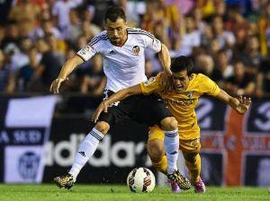 Valencia 3-0 Malaga: Los Che dispose of Los Boquerones