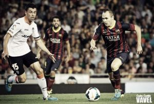 Live Liga BBVA : le match Valence vs FC Barcelone en direct