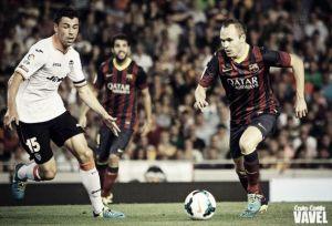 Resultado Valencia vs Barcelona en vivo online