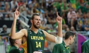 Eurobasket - Il cuore di Israele non basta: vince la Lituania 73-88