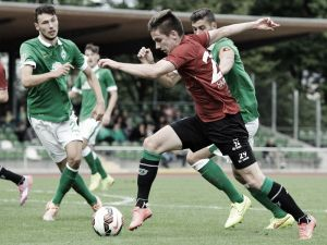 1.FC Union Berlin secure loan signing of Hannover 96's Valmir Sulejmani