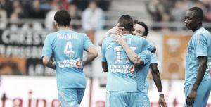 El Marsella expugna el Stade du Moustoir