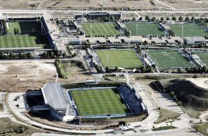 El Rayo Vallecano entrenará en Valdebebas
