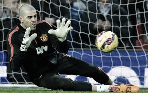 Van Gaal: Valdes must work for a first-team opportunity