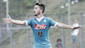 """Napoli, Valdifiori: """"Siamo una grande squadra, voglio giocarmi le mie carte"""""""