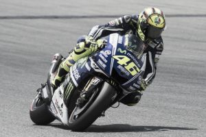 """Rossi: """"En Sachsenring vamos a tratar de hacerlo mejor"""""""