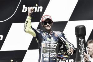 """Valentino Rossi: """"Era un fin de semana difícil"""""""