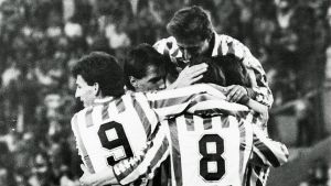 Partidos históricos: Valencia 0-2 Real Betis Liga 85/86