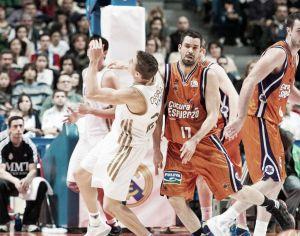 Valencia Basket - Real Madrid: el liderato de la Liga Endesa en juego