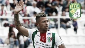 Leonardo Valencia afila las garras