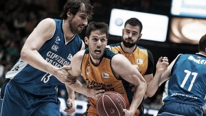 Volviendo al pasado: Valencia Basket 109-86 Gipuzkoa Basket