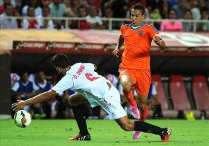 Sevilla 1-1 Valencia: Spoils shared in Seville