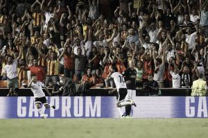 Valencia 3-1 Monaco: Valencia draw first blood as Els Taronges stand on the edge of the Group Stages