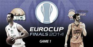 Valencia Basket vs Unics Kazan, final de la Eurocup, en vivo y en directo online